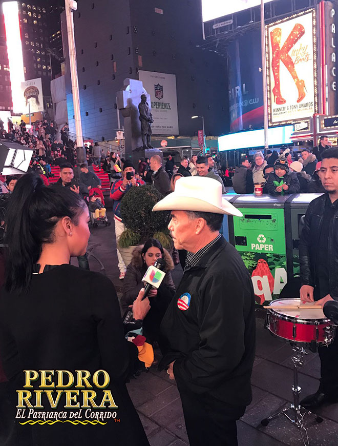 Pedro Rivera en New York