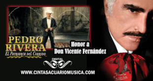 Honor a Vicente Fernández