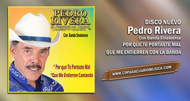 Disco Nuevo Pedro Rivera