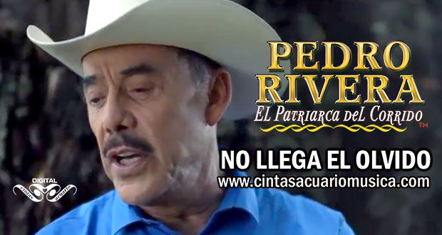 No Llega El Olvido Lupillo Rivera