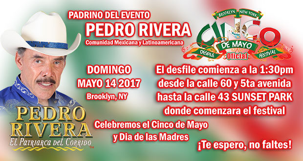 Desfile y Festival Cinco de Mayo Brooklyn NY