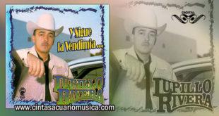 Disco de Lupillo Rivera Y Sigue La Vendimia