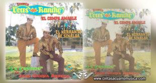 La Captura de Juan Garcia Abrego disco oficial de Cintas Acuario Musica