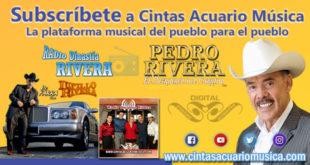 Subscríbete a Cintas Acuario Música