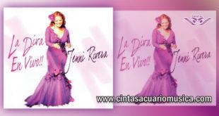 La Diva En Vivo - Jenni Rivera Disco Oficial