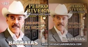 Bachatas - Pedro Rivera - Disco oficial