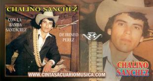 Con La Banda Santa Cruz – Chalino Sánchez