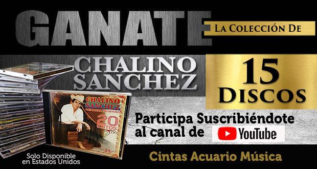 GANATE la colección de CHALINO SANCHEZ