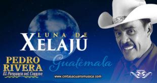 Luna de Xelajú con Mariachi Pedro Rivera en homenaje a Guatemala